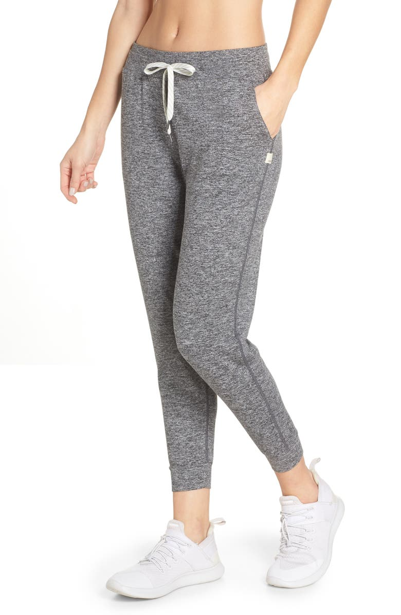 VUORI Performance Joggers, Main, color, HEATHER GREY