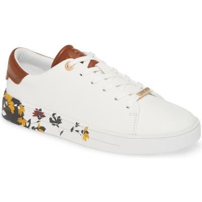 Ted Baker London Wenil Sneaker, White