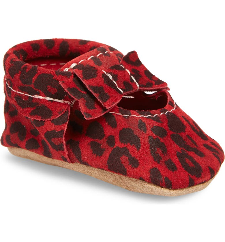 FRESHLY PICKED Bow Moccasin, Main, color, 600
