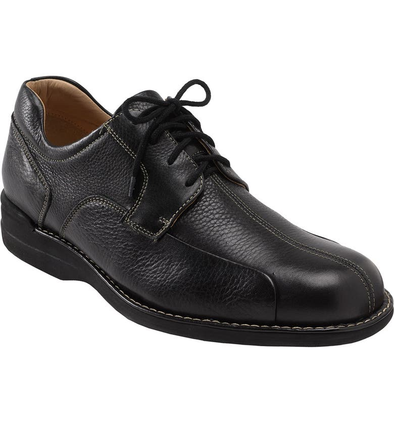 JOHNSTON & MURPHY 'Shuler' Oxford, Main, color, BLACK