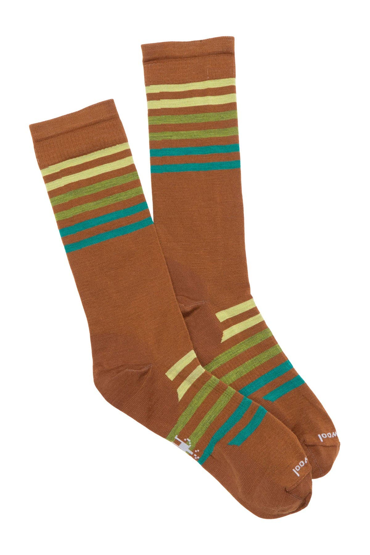Image of SmartWool Spruce Street Striped Crew Socks
