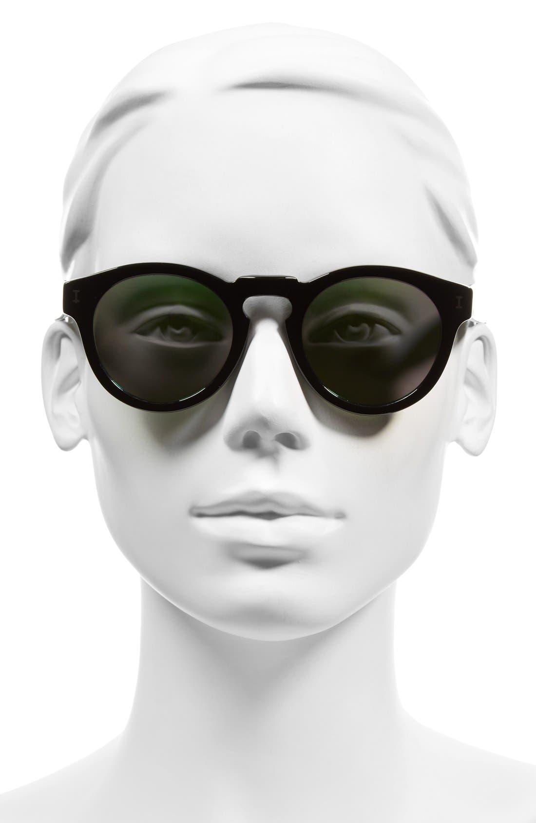,                             'Leonard' 47mm Sunglasses,                             Alternate thumbnail 40, color,                             032