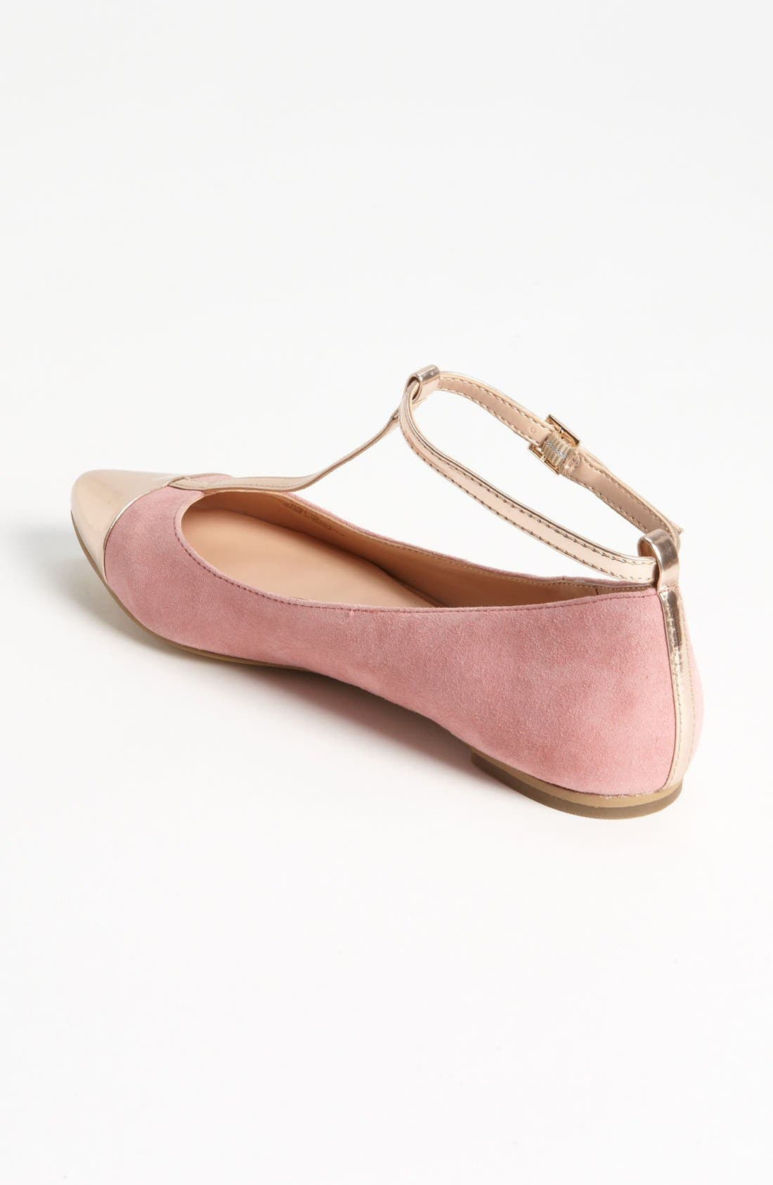 ,                             Julianne Hough for Sole Society 'Addy' Flat,                             Alternate thumbnail 43, color,                             681