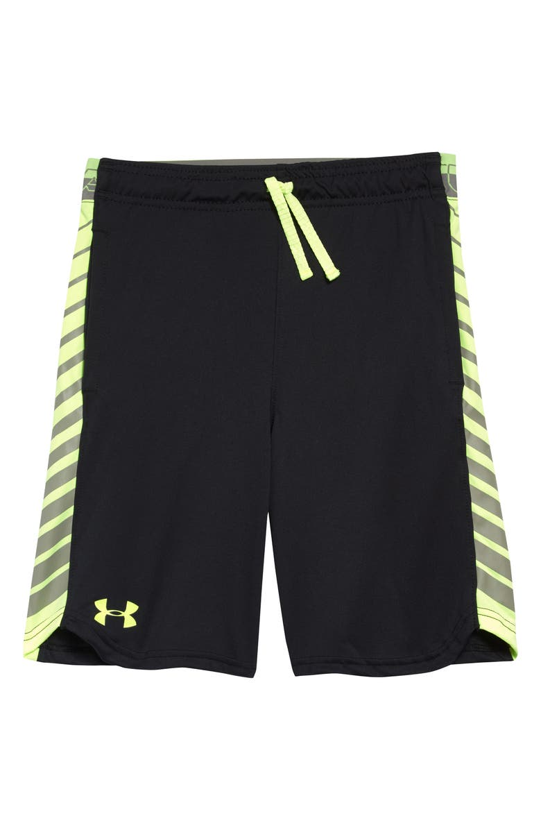 UNDER ARMOUR MK1 Shorts, Main, color, BLACK