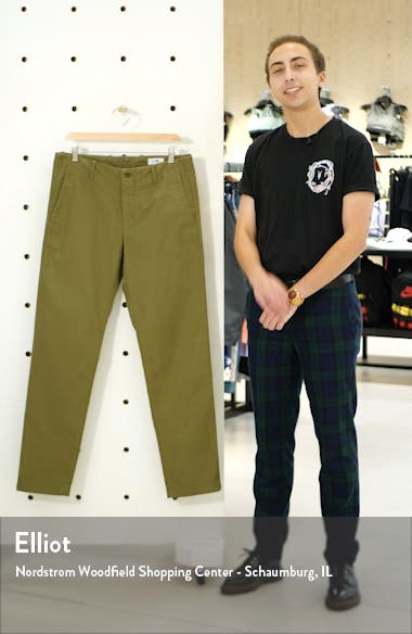 Steven 1387 Regular Fit Twill Chino Pants, sales video thumbnail