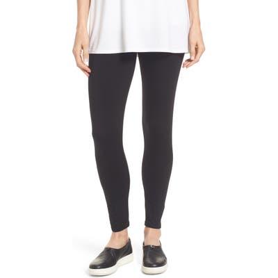 Eileen Fisher Ankle Leggings, Black
