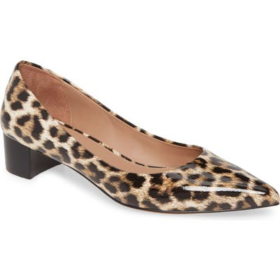 Linea Paolo Bellini Pump, Brown