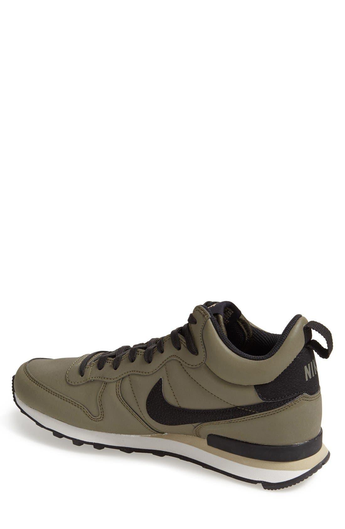 ,                             'Internationalist Mid QS' Sneaker,                             Alternate thumbnail 4, color,                             300