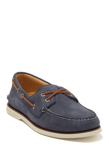 Image of Sperry Gold Cup Authentic Original Cross Lace Boat Shoe