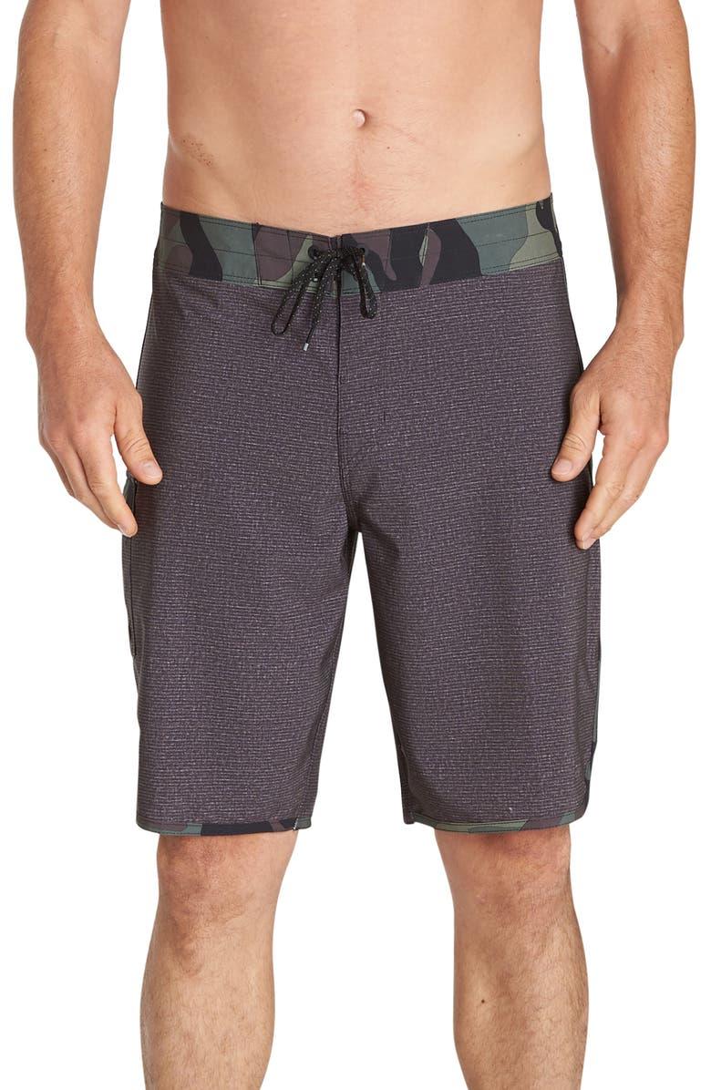BILLABONG 73 Pro Board Shorts, Main, color, 001