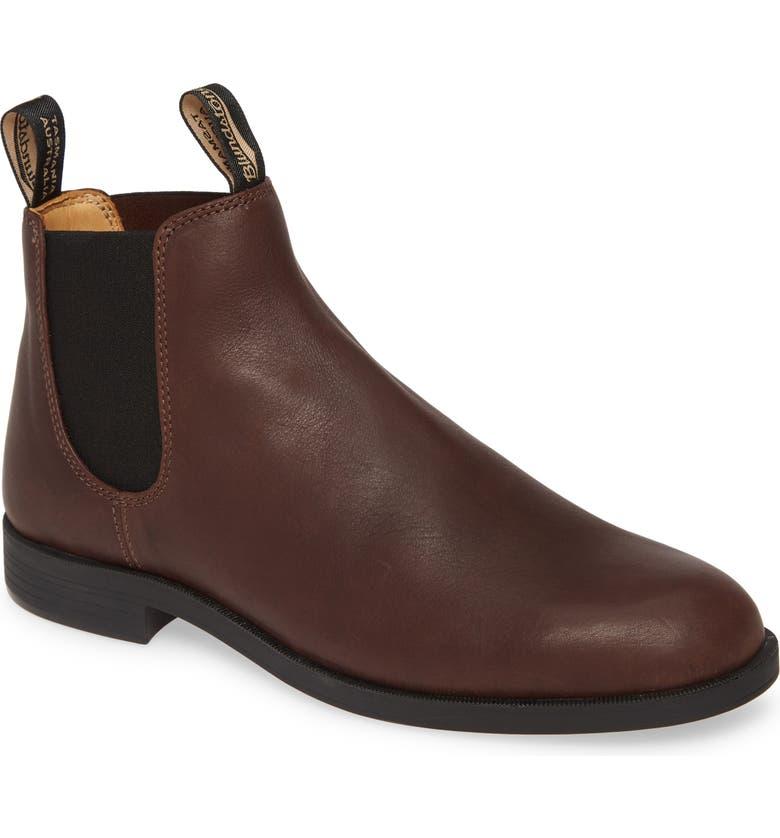 BLUNDSTONE FOOTWEAR Blundstone City Chelsea Boot, Main, color, CHESTNUT