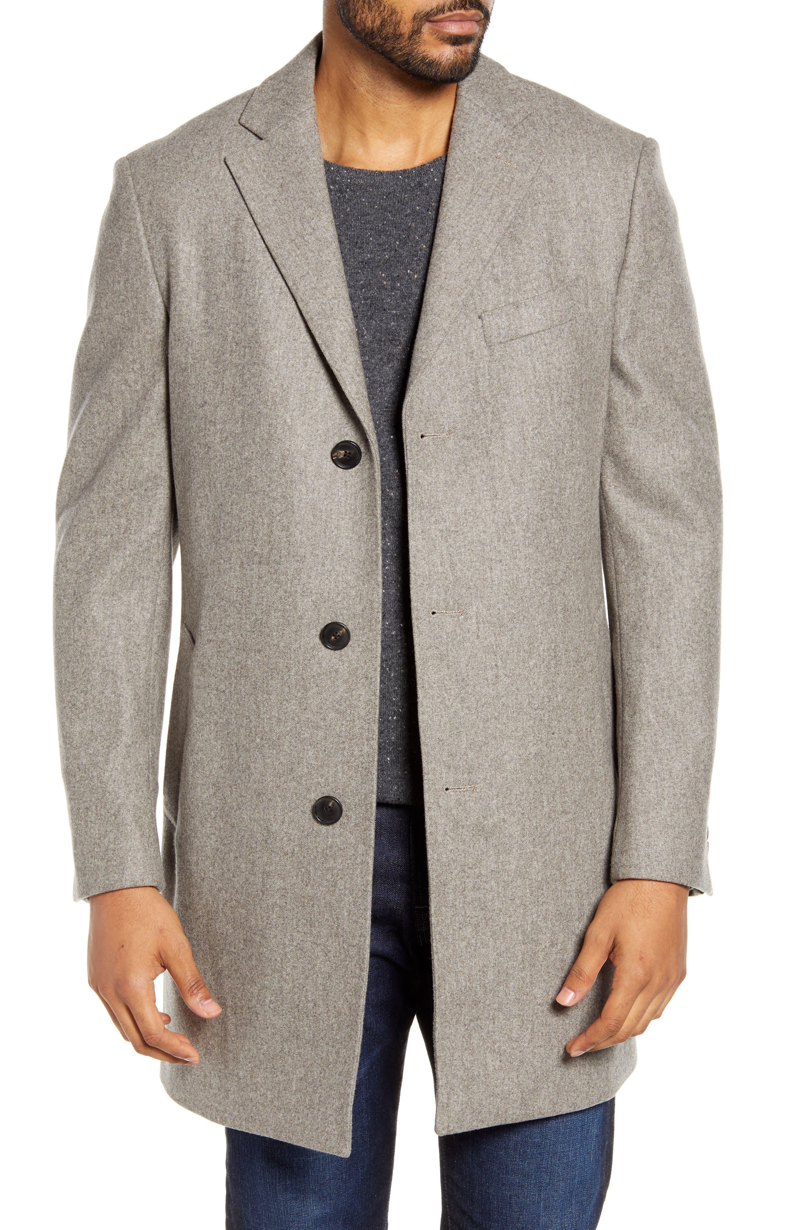 Sterling Wool Overcoat