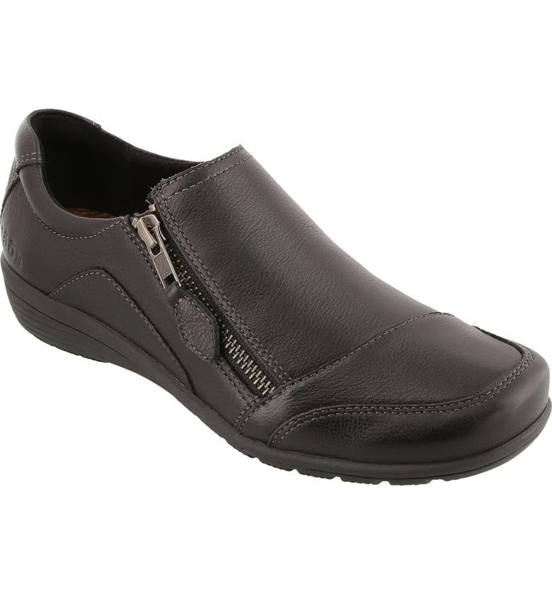 TAOS Character Flat, Main, color, BLACK LEATHER