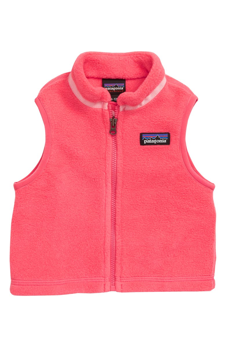 PATAGONIA Synchilla<sup>®</sup> Recycled Fleece Vest, Main, color, 654