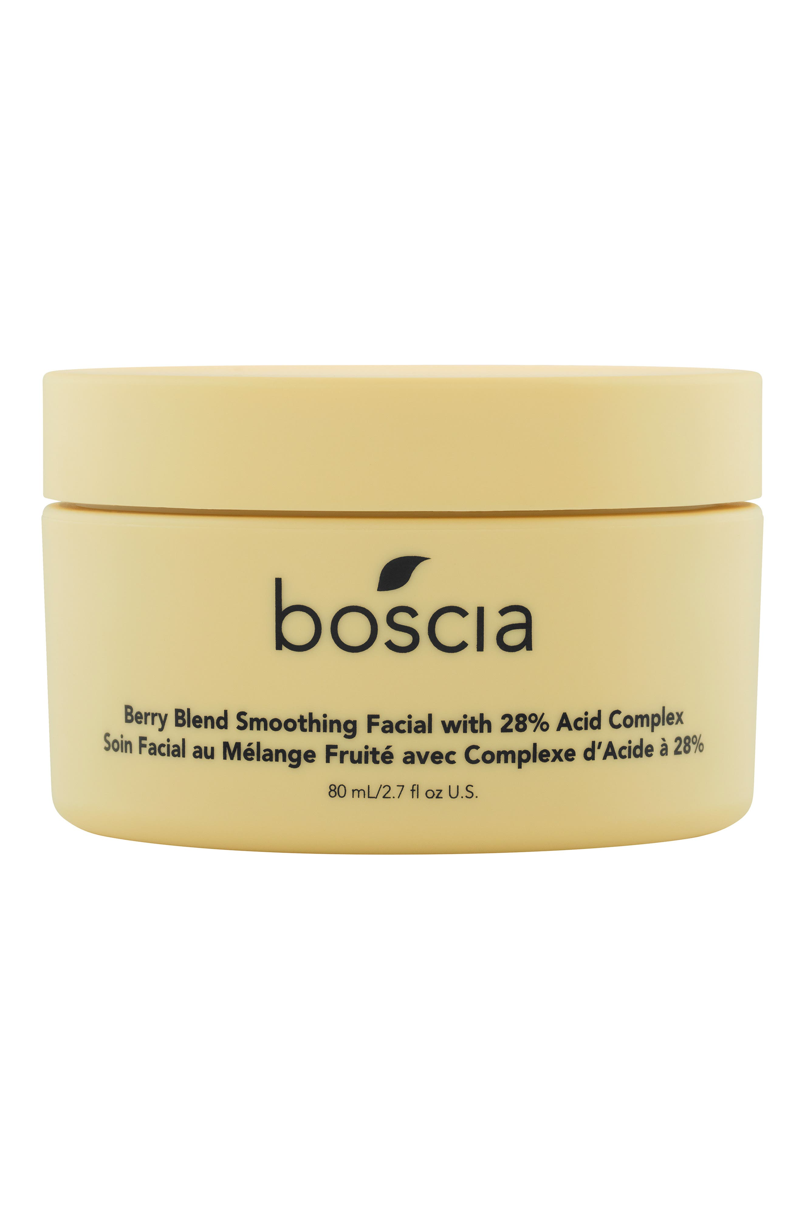 Berry Blend Smoothing Facial Mask