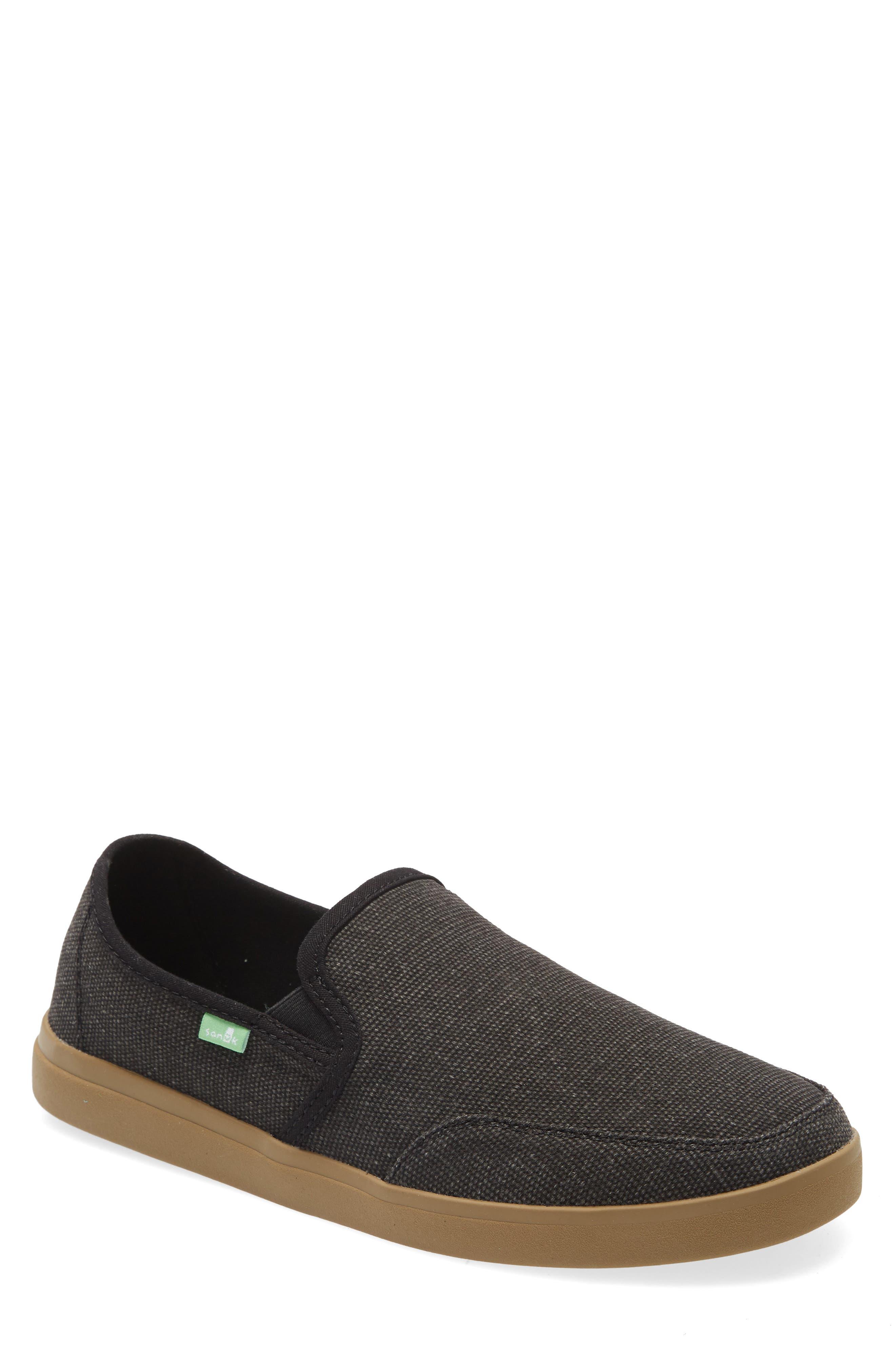 Sanuk Vagabond Slip-On Sneaker (Men