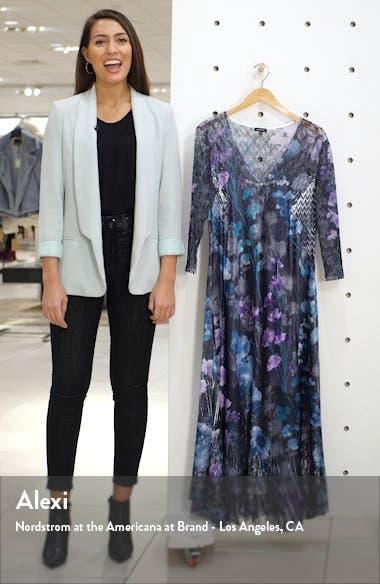 Charmeuse A-Line Dress, sales video thumbnail