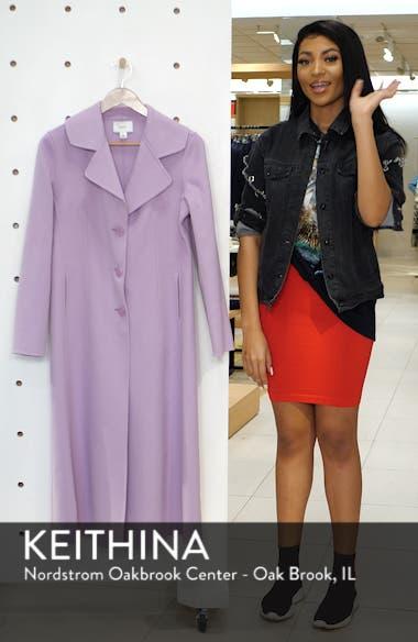 Double Face Wool & Cashmere Coat, sales video thumbnail
