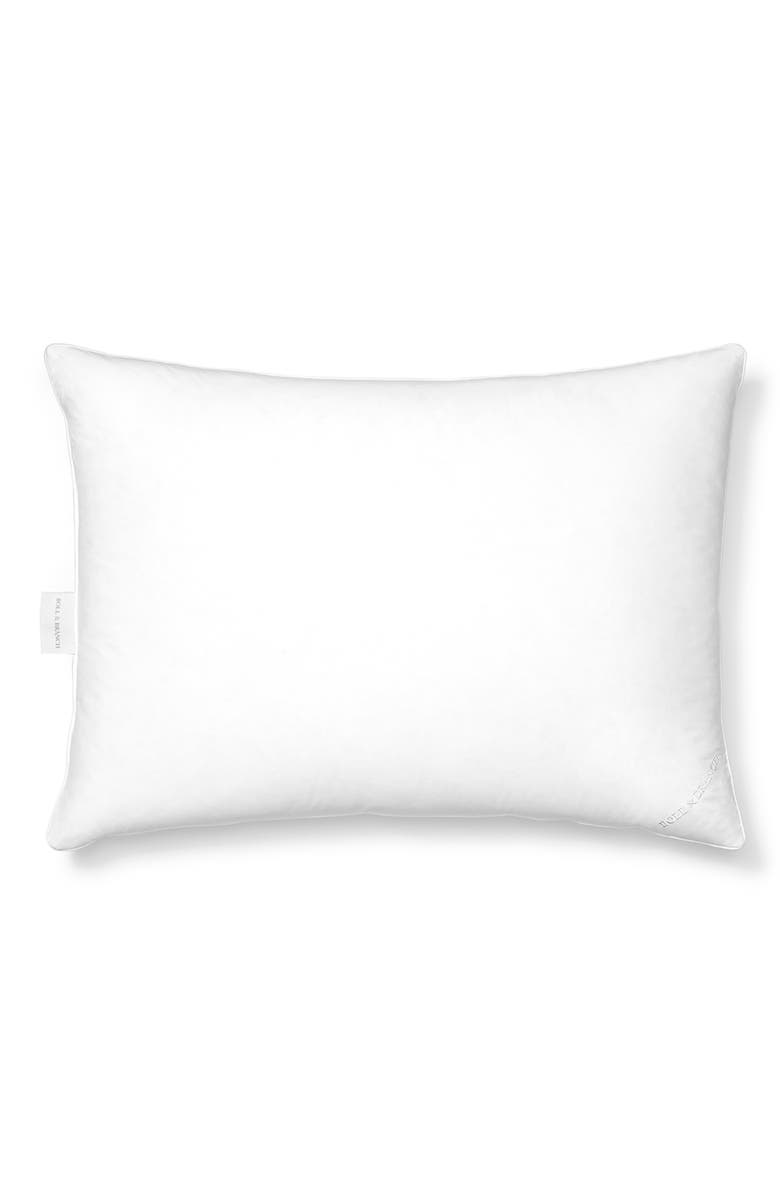 BOLL & BRANCH Down Pillow, Main, color, SOFT