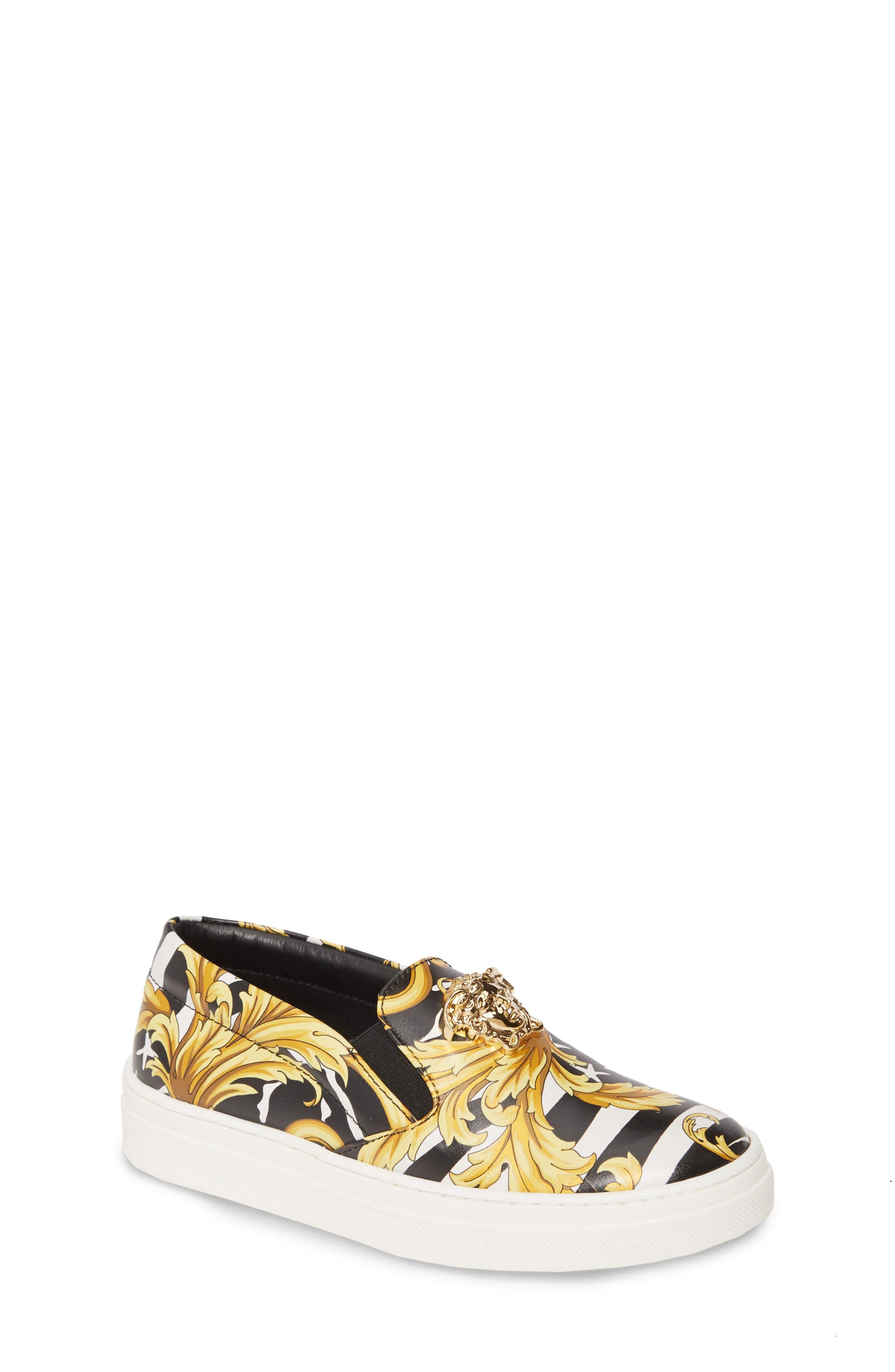 Versace | Barocco Print Sneaker