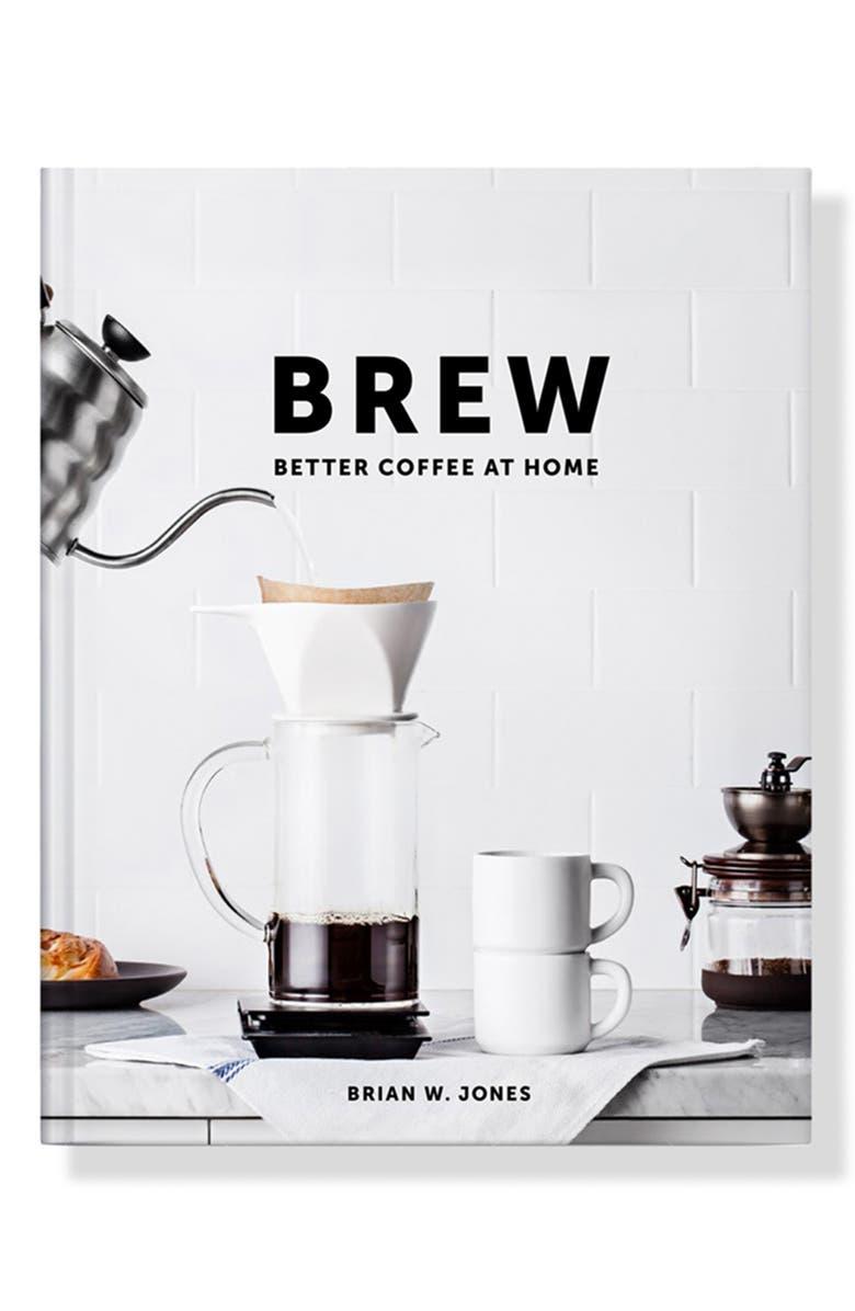W&P DESIGN Brew Recipe Book, Main, color, 100