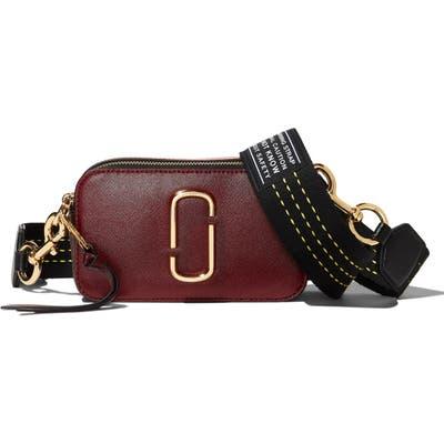 Marc Jacobs Snapshot Crossbody Bag - Red