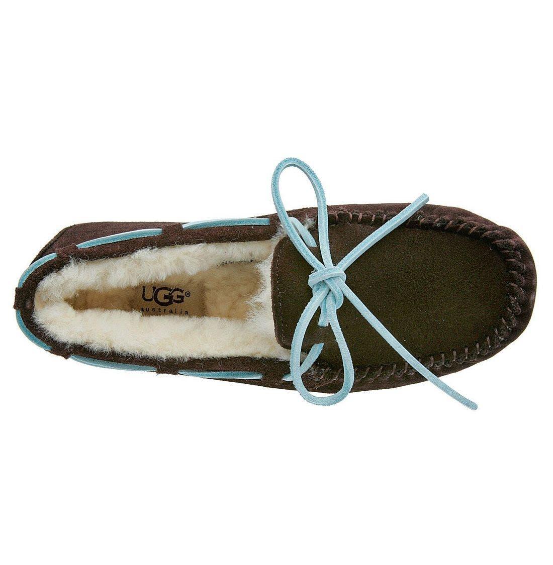 ,                             Dakota Water Resistant Slipper,                             Alternate thumbnail 302, color,                             COF