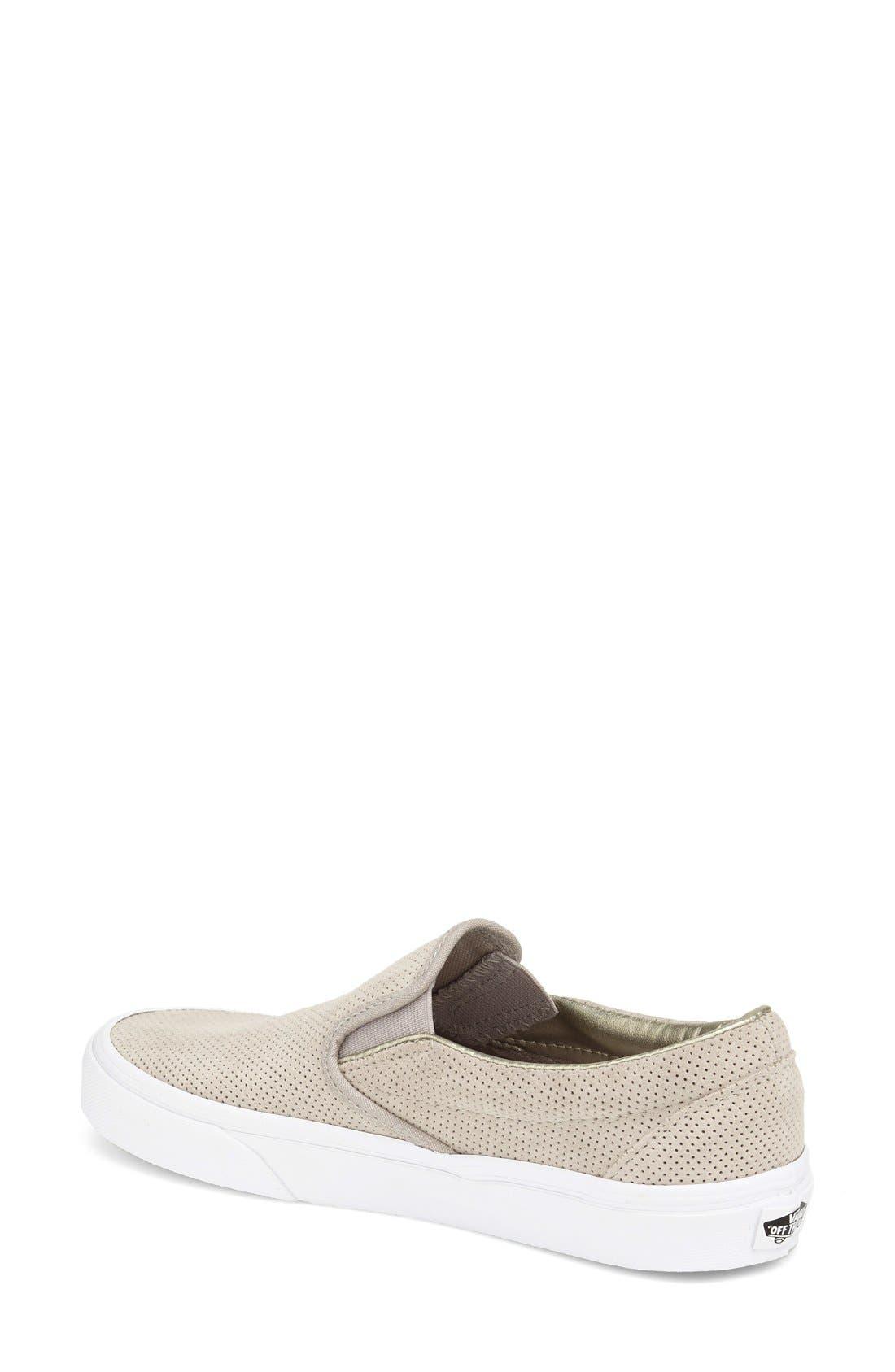 ,                             Classic Slip-On Sneaker,                             Alternate thumbnail 32, color,                             250