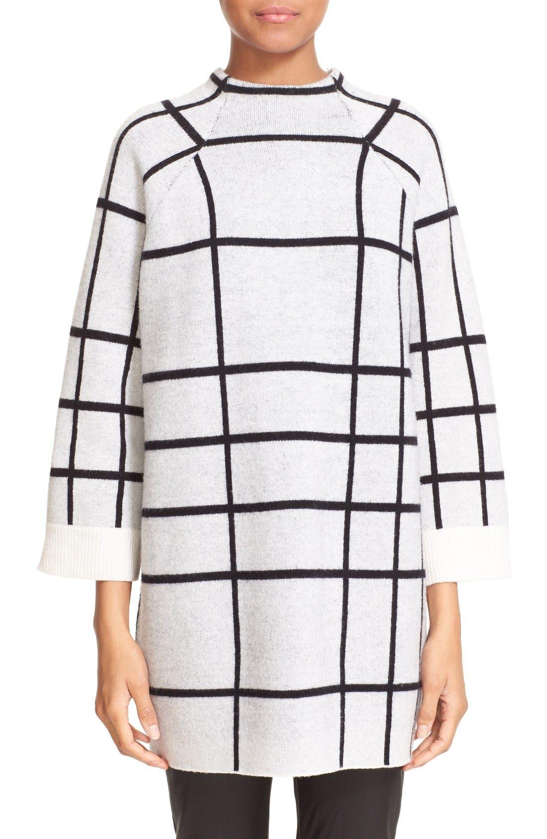 'Mallori' Merino Wool Tunic, Main, color, 900
