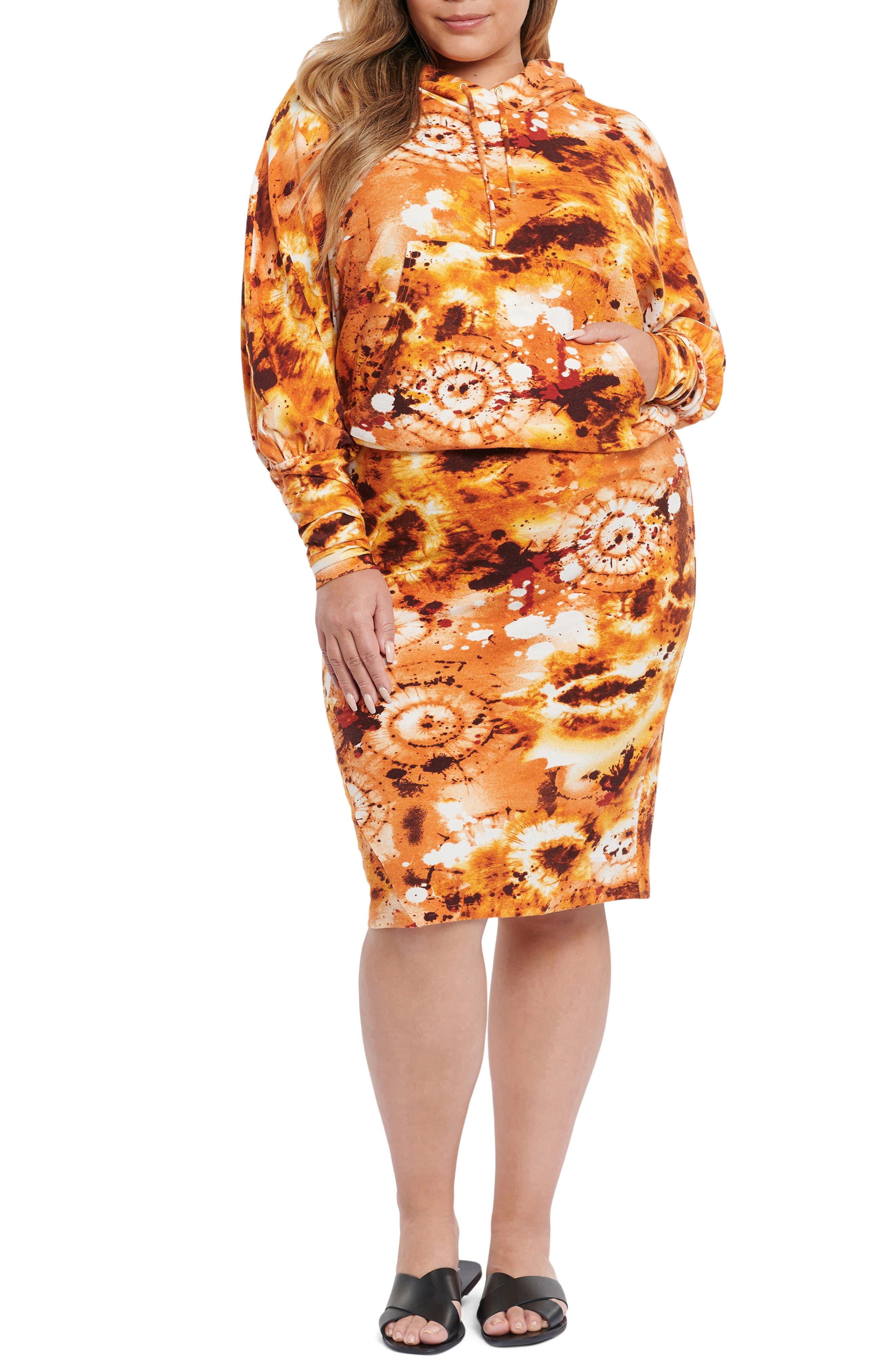 Rachael Hoodie Dress