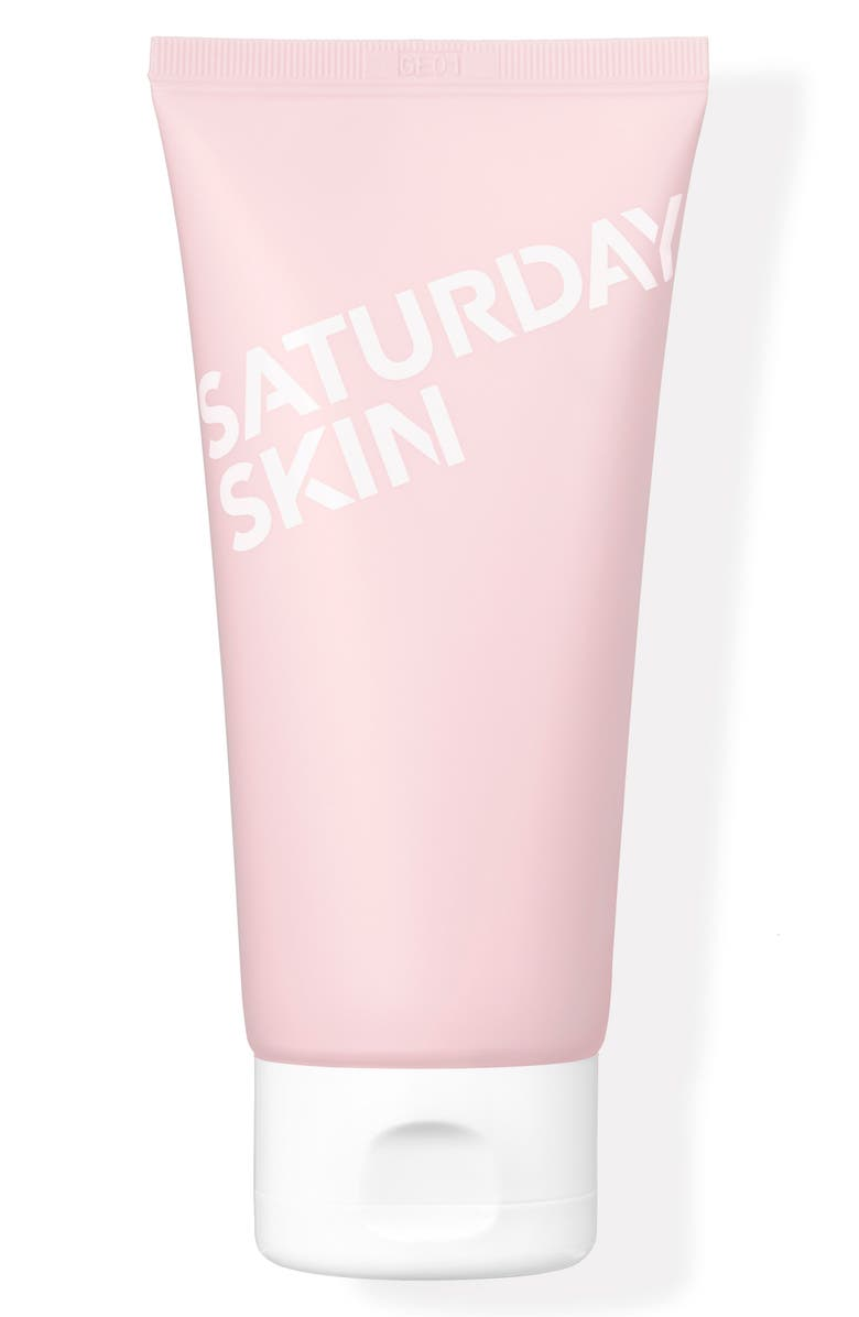 SATURDAY SKIN Rise + Shine Purifying Cleanser, Main, color, 000