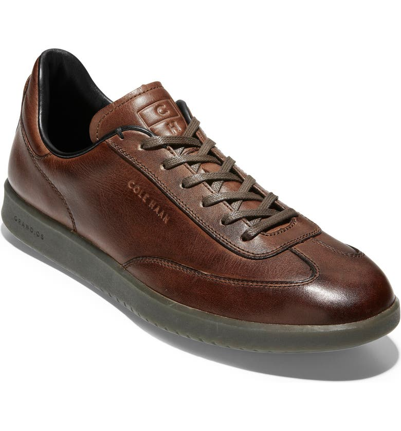 COLE HAAN GrandPro Turf Sneaker, Main, color, BEECHWOOD LEATHER