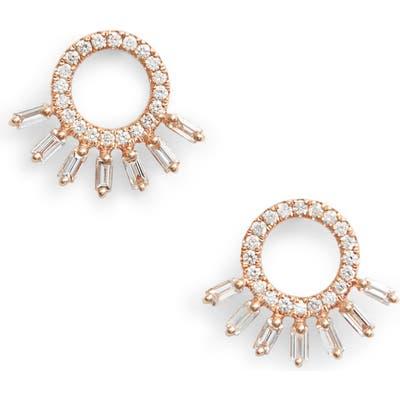 Dana Rebecca Sadie Starburst Stud Earrings