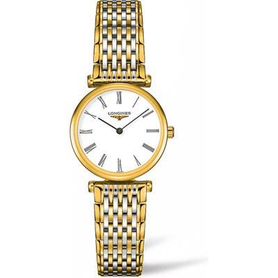Longines La Grande Classique De Longines Bracelet Watch, 2m