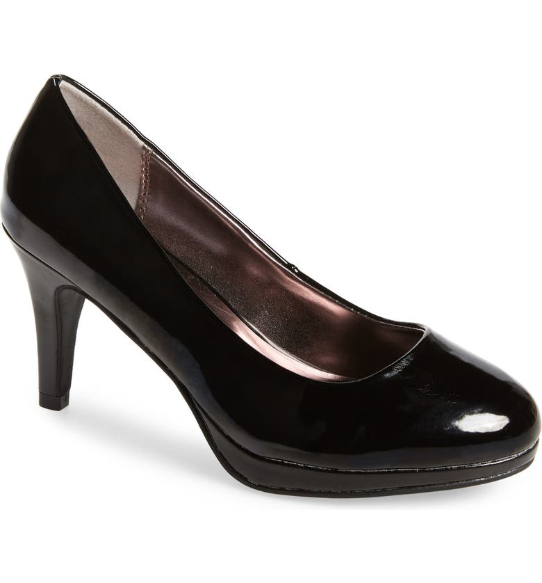 STEVE MADDEN Jariana Pump, Main, color, BLACK