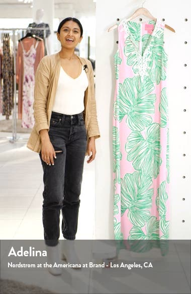 Carlotta Maxi Dress, sales video thumbnail
