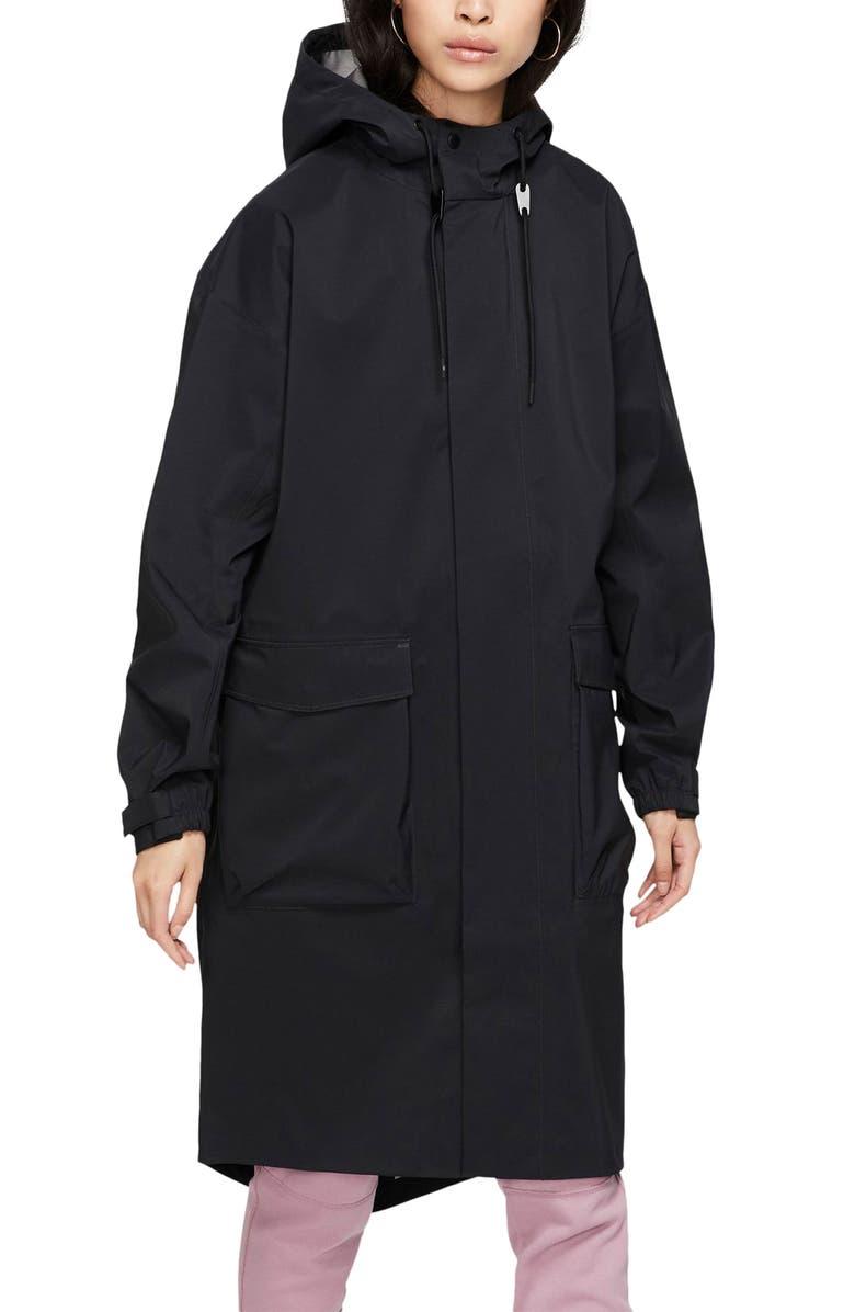NIKE NikeLab Collection Women's Jacket, Main, color, BLACK/ BLACK
