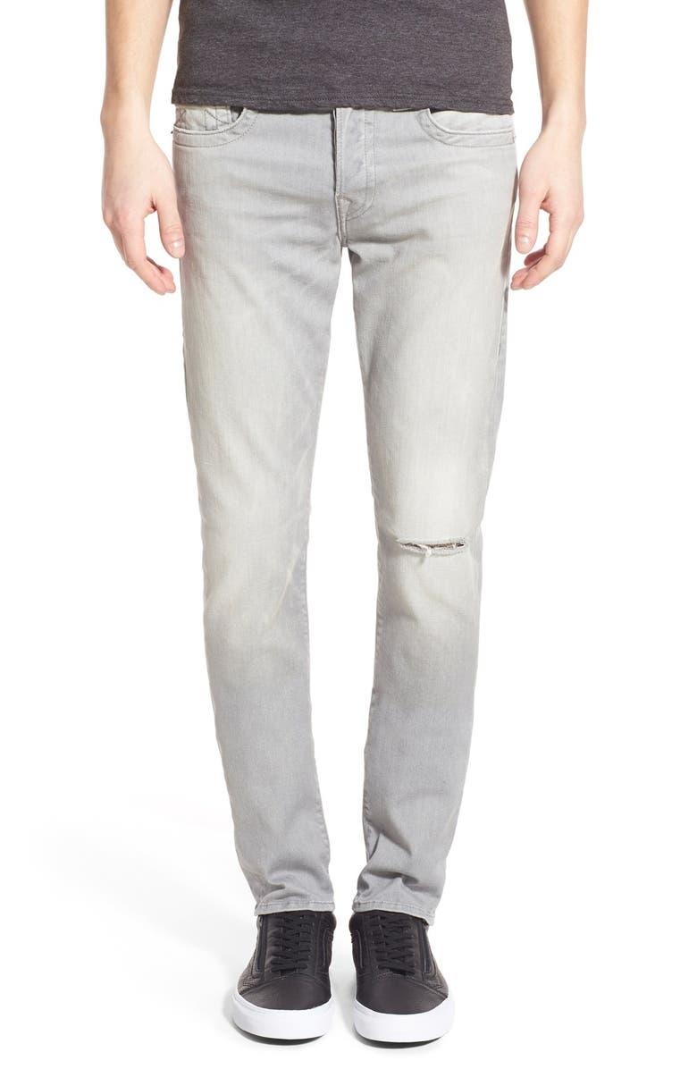 TRUE RELIGION BRAND JEANS 'Rocco' Slim Fit Jeans, Main, color, 020