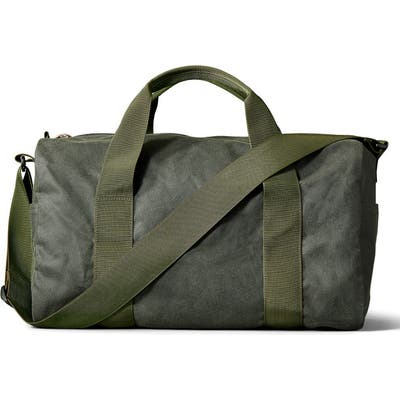 Filson Small Field Duffle Bag - Green