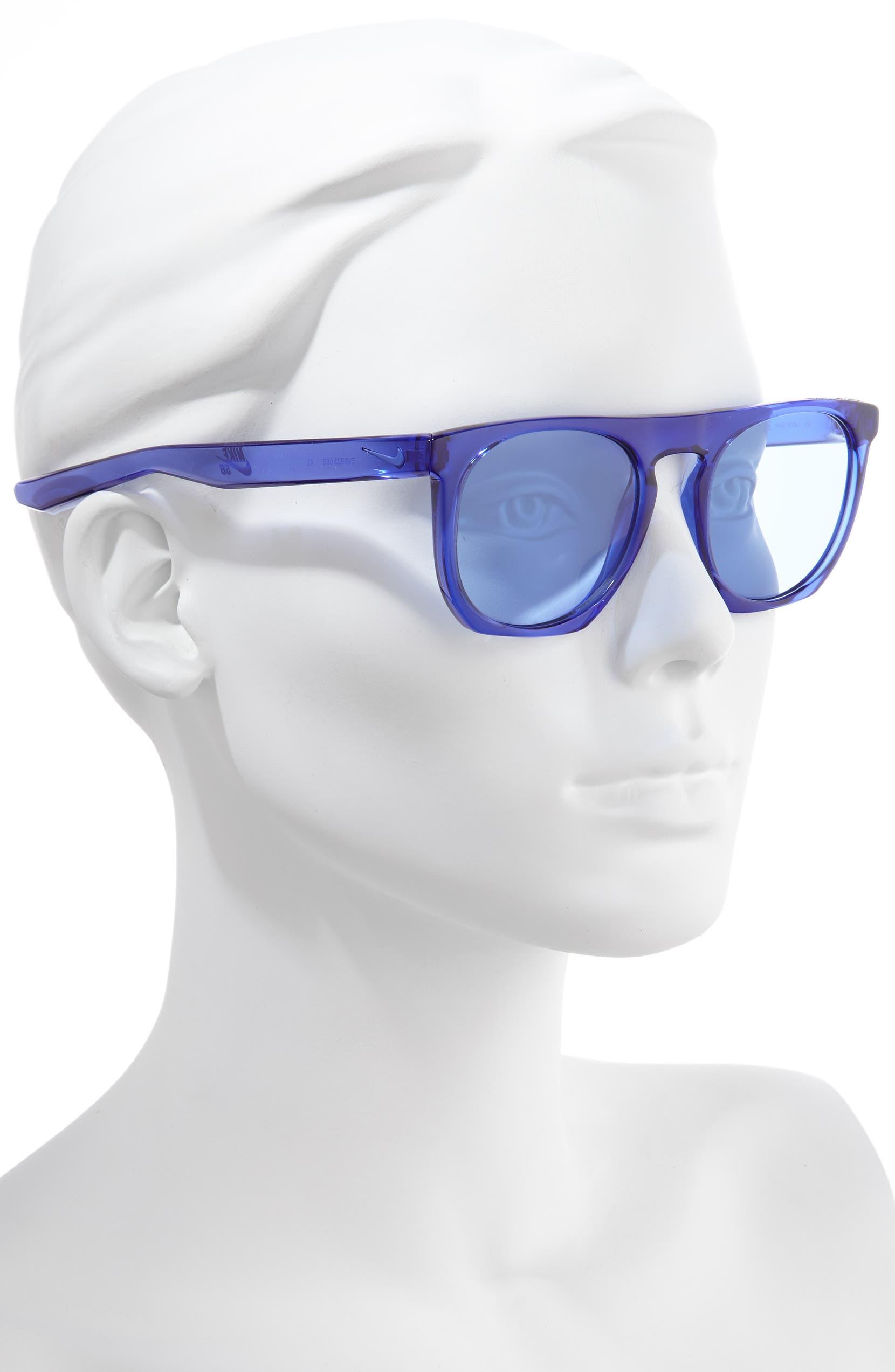 uk availability a74ac f0e88 Nike Flatspot 52mm Flat Top Sunglasses   Nordstrom