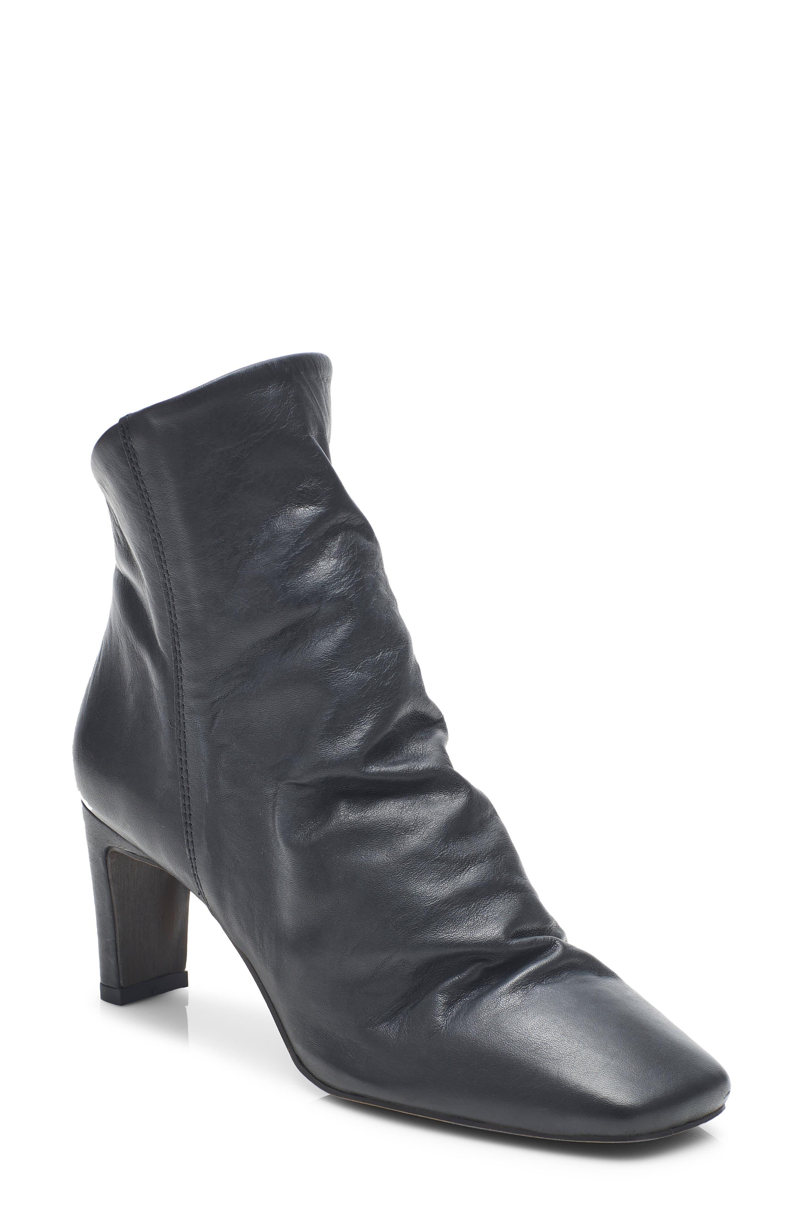 Image of Free People Cybill Heel Boot
