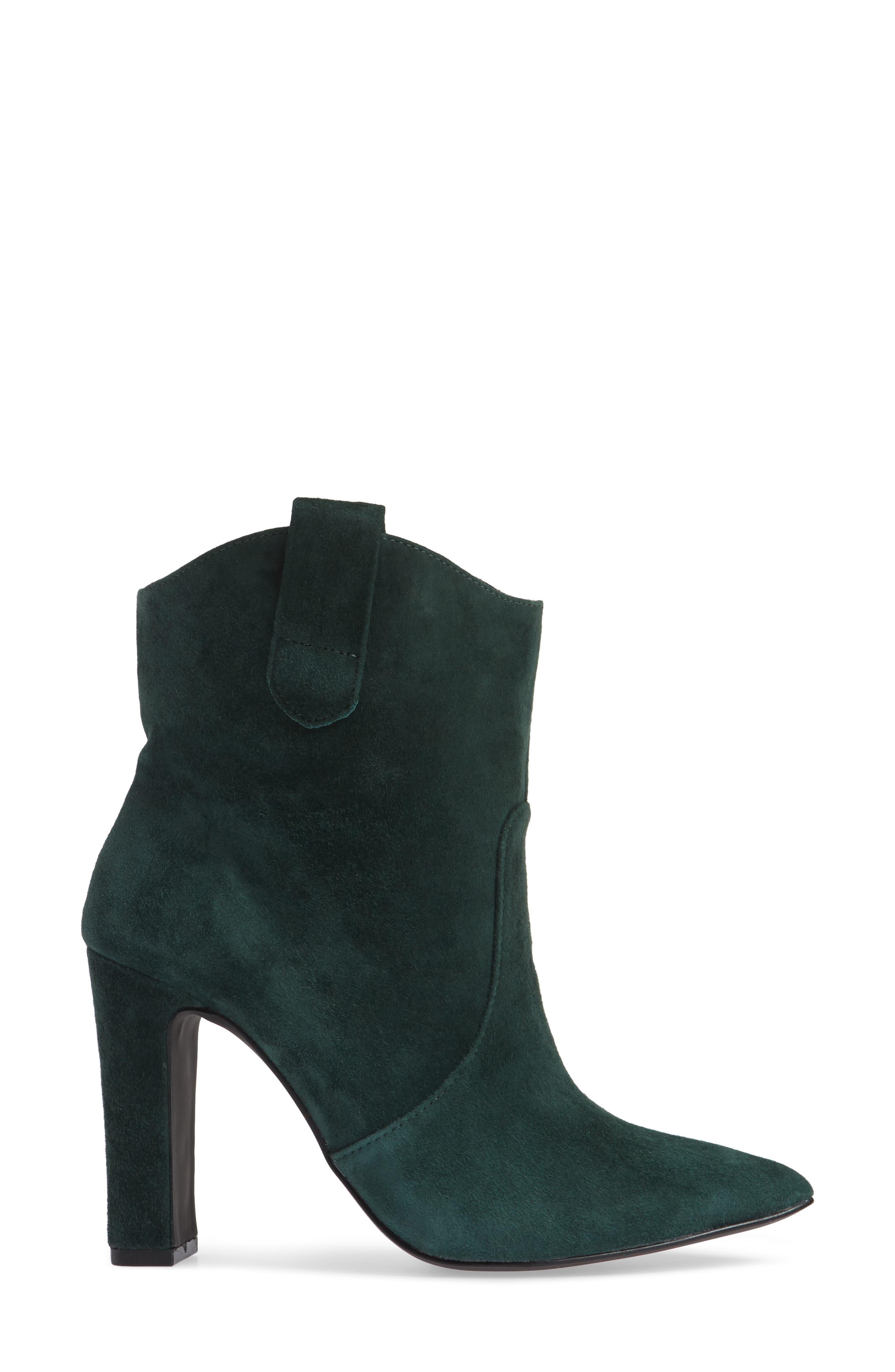 ,                             Karly Suede Bootie,                             Alternate thumbnail 9, color,                             335