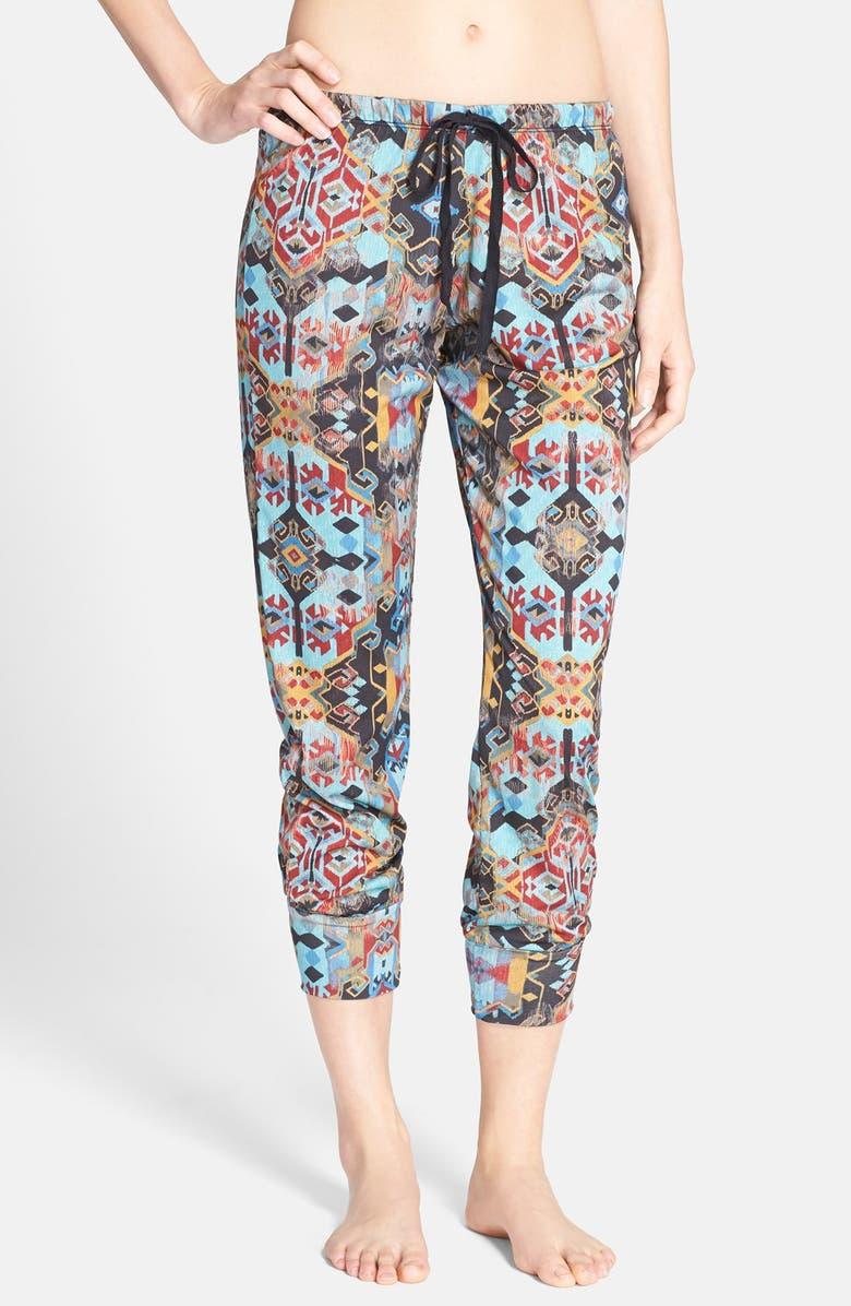 ONZIE Print Sweatpants, Main, color, 400