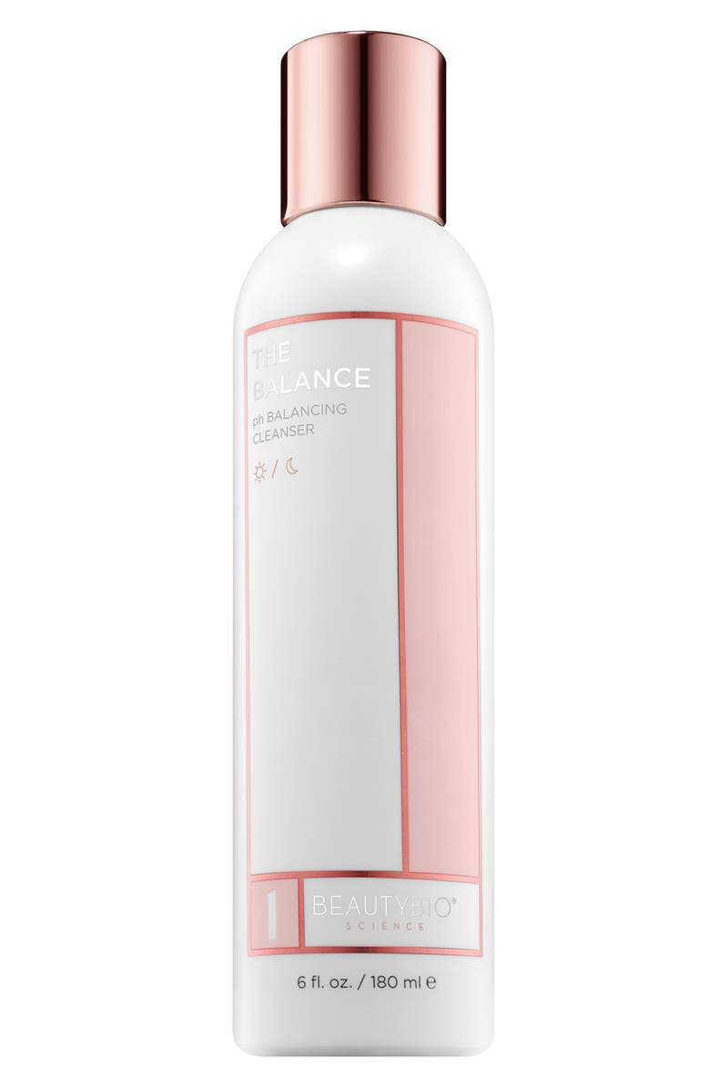 BEAUTYBIO The Balance pH Balancing Cleanser, Main, color, NO COLOR