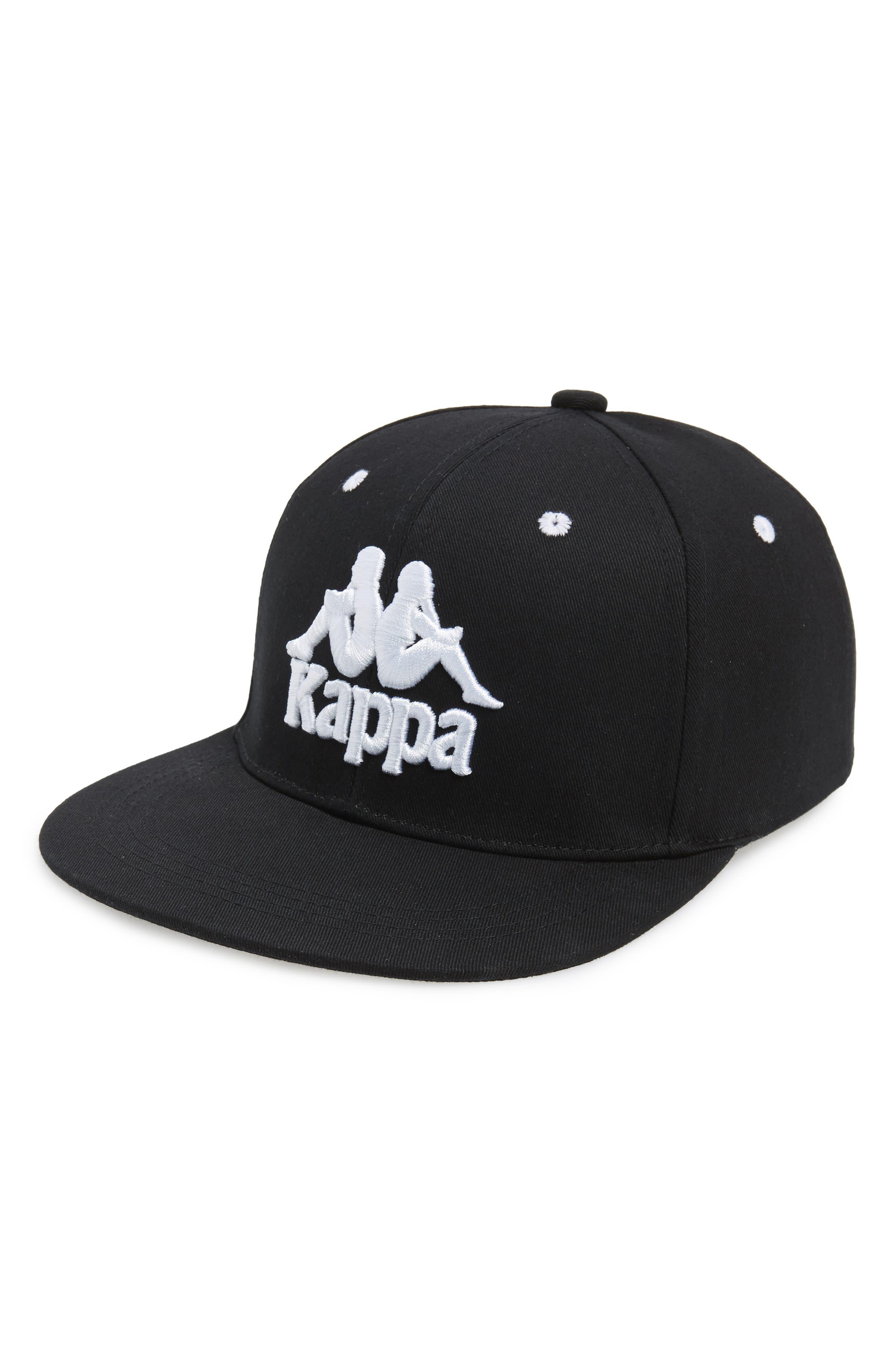 Authentic Bzadem Snapback Baseball Cap, Main, color, BLACK-WHITE