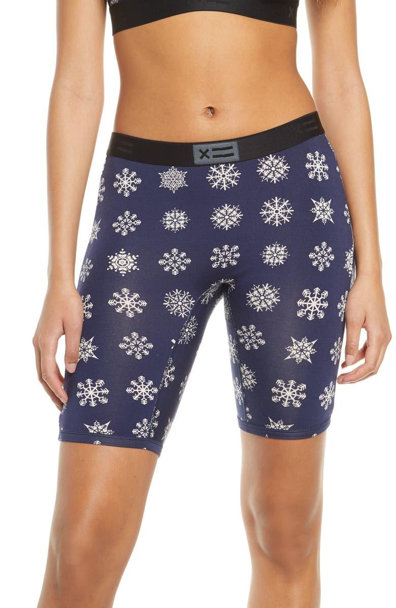 TOMBOYX Snowflake Boxer Briefs, Main, color, 400