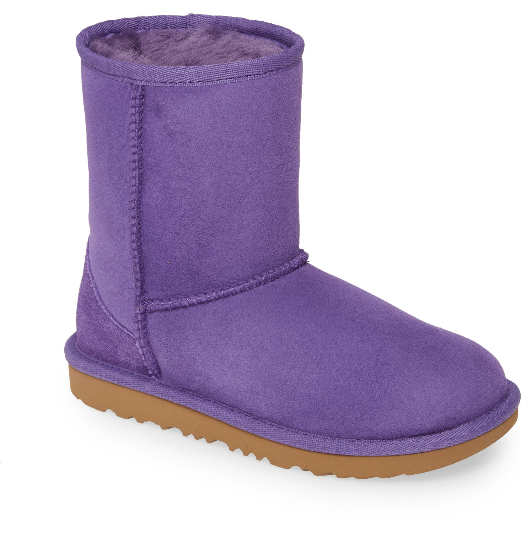 81b12d23bed Classic Short II Water Resistant Genuine Shearling Boot
