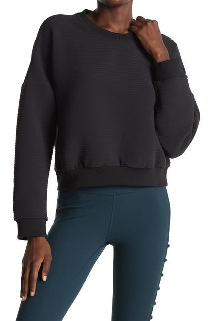 Image of New Balance Heatloft Ribbed Pullover
