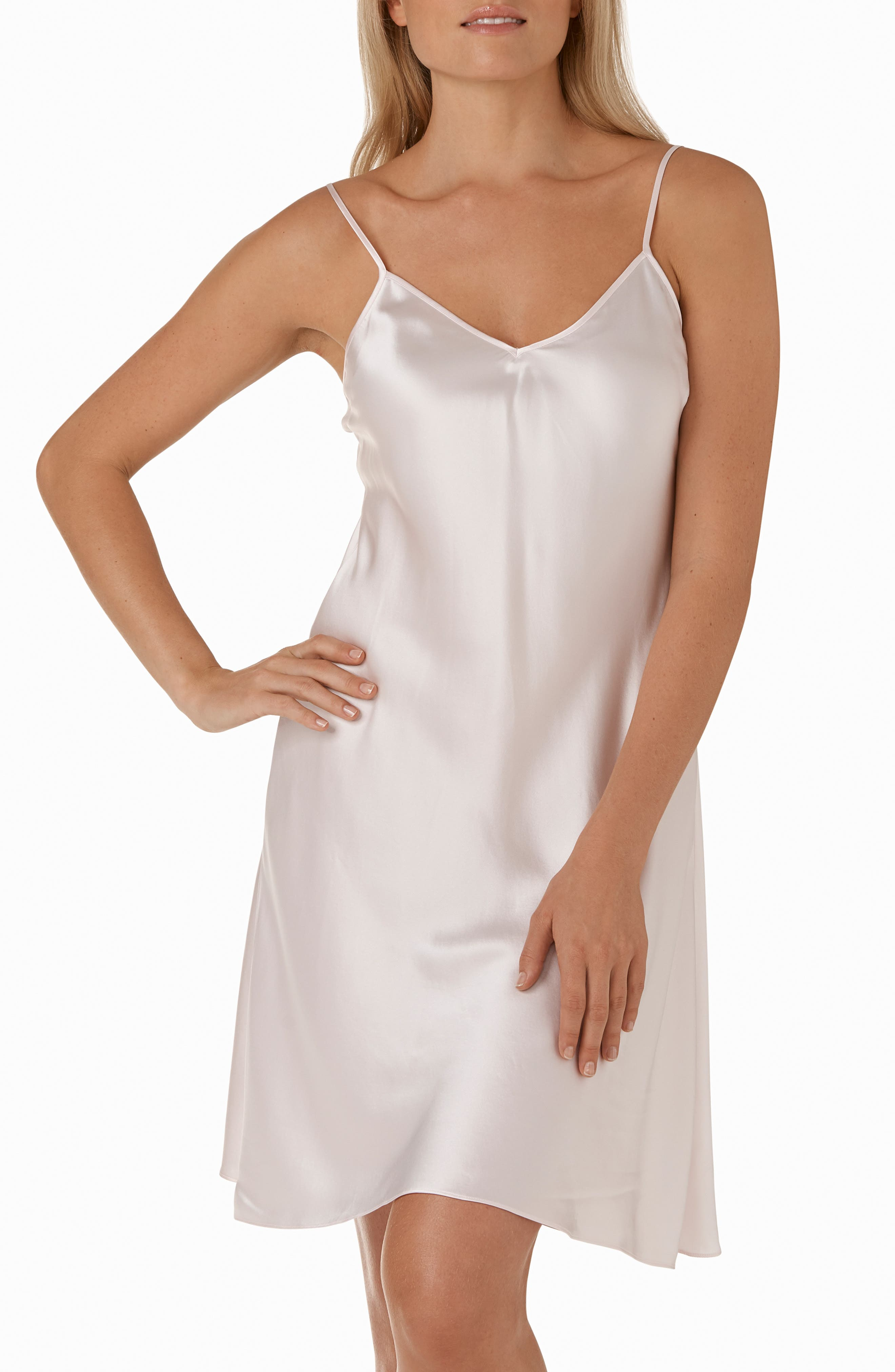 The White Company Silk Nightgown