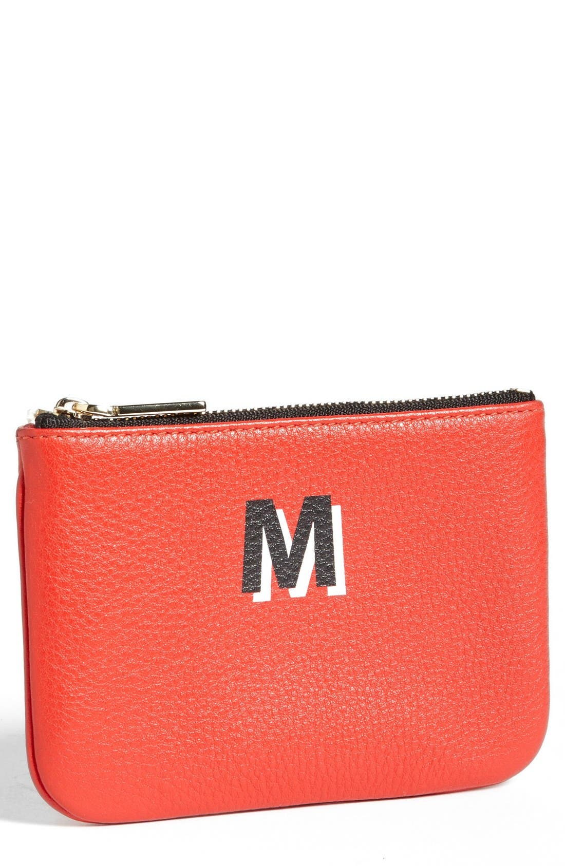,                             'Cory - A-Z' Leather Pouch,                             Main thumbnail 121, color,                             612